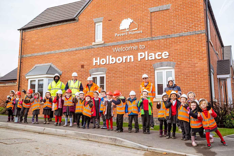 Holborn Place - building communities