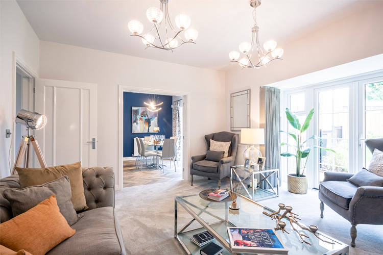 Contact Peveril Homes